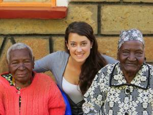 Chuka, Kenya, Nairobi, Elizabeth Around the World, Daily Nation