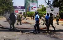 Nairobi, Nairobi County, Kenyan Police Service, Kenyan Police, Elizabeth Around the World, Elizabeth McSheffrey