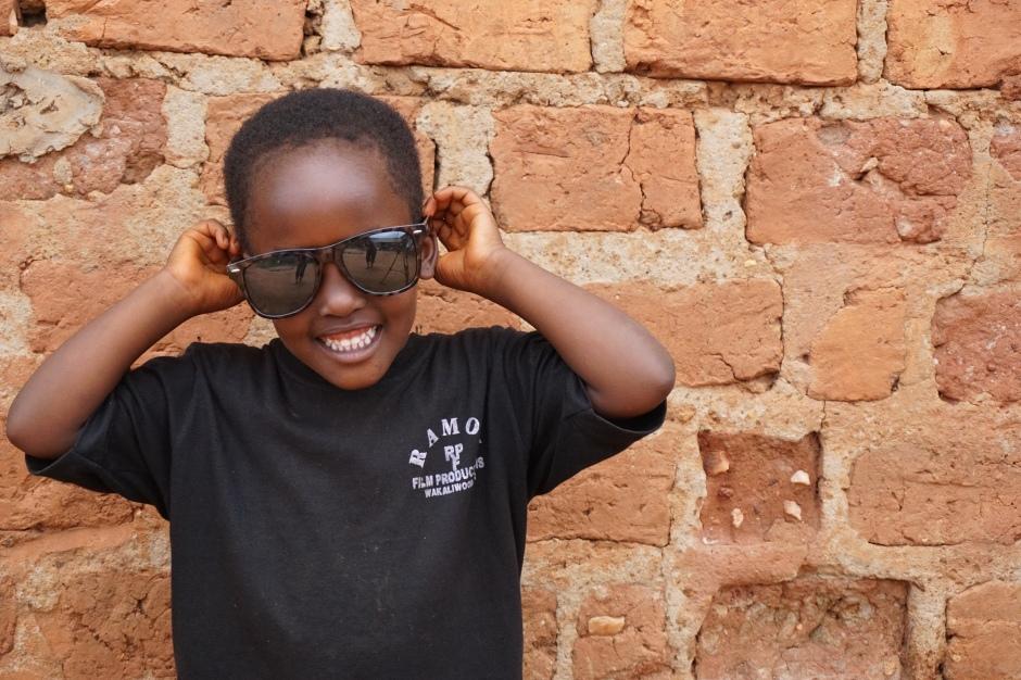 Elizabeth Around the World, Wakaliga, Wakaliwood, Uganda, Elizabeth McSheffrey