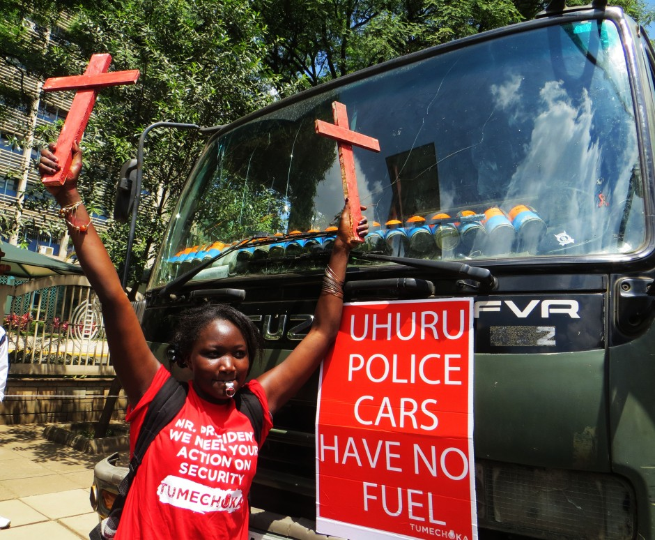 Tumechoka, Kenya, Al-Shabaab, Elizabeth McSheffrey, Elizabeth Around the World