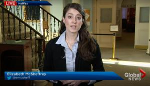 Elizabeth McSheffrey, Global News, Elizabeth Around the World, Global News Halifax, Global reporters,